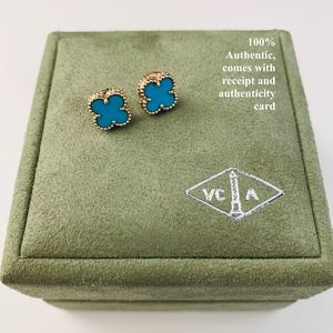 Van Cleef & Arpels Sweet Alhambra Earrings